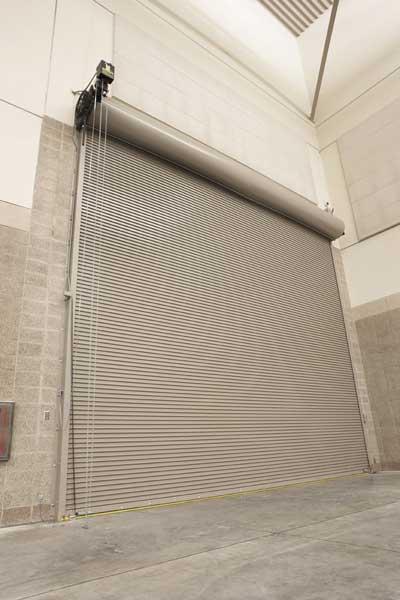 Rolling Service Door : Rolling service doors pro garage