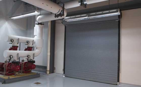Rolling Service Doors Pro Garage Doors